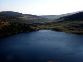 Lough Tay by forever-green