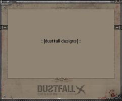 Dustfall Designs - Quicknotes by leech