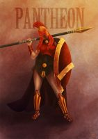 She is Pantheon by monorok