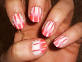 Striped Gradient by lettym