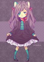 Miss Stuffryn by whispwill