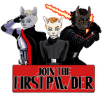 Join The First Pawder!!! by TonyLoon