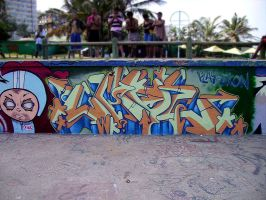 skate park sessions by cade-wk