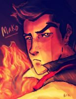 Mako by FizzlePop128