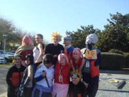 Team Seven by WillowTreeWitch