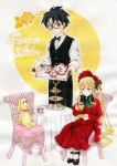 Tea Time with Shinku by Mangaka-chan
