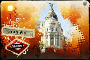 Madrid by iFlay