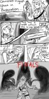 FINALS WEEK!!!! by Ashelectric