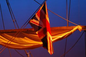 Flags and Sails by lady-of-the-sea