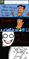 Ask Mr. Director 5 by LUVKitty13