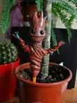 baby Groot by borovka666