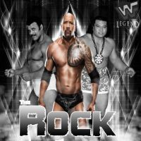 The Rock Family Dynasty by IGMAN51