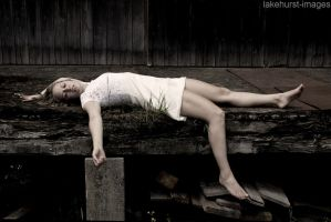 Fainted on wood by lakehurst-images