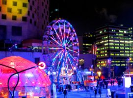 Montreal en Lumiere by Kitteh-Pawz
