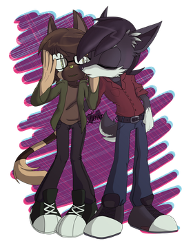 Commission for RobiKat by SonicGirlGamer71551