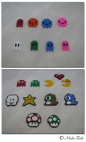 Hama Beads by Kiittie