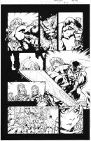 Battle Chasers page 8 by TimTownsend