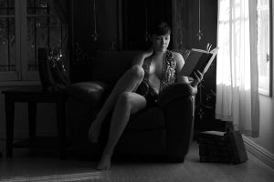 Kathryne, Library, 189 by photoscot