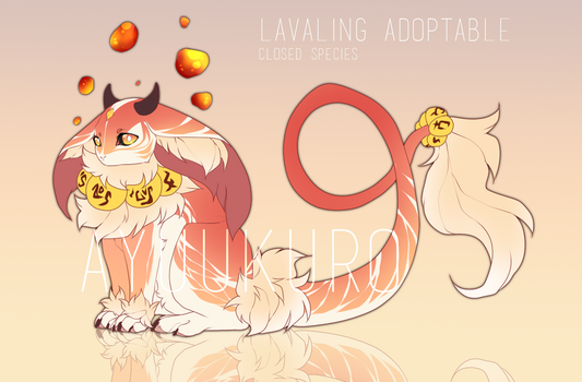 .:Lavaling Adopt [CLOSED]:. by AyuuAdopts