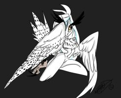 30 Day monster challenge : Harpy by Nayhed