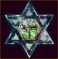 Star of David by fmr0