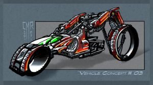 Vehicle Concept by Cmr8286