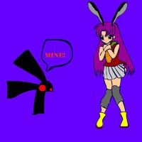 Marche 00 bunnerz_anime bunny by inugurly