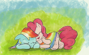 Can't Wait For Spring by kittyhawk-contrail