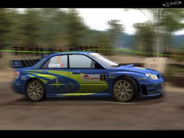Subaru Impreza Australia Rally by toperwrx