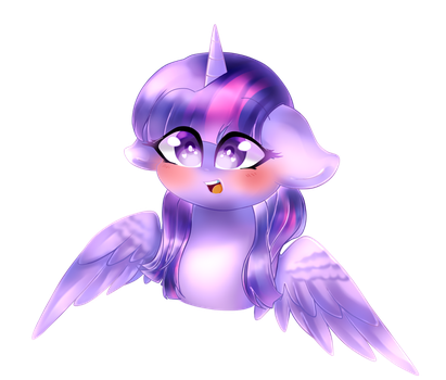 [ COLLAB ] Twilight Sparkle by MusicStar123