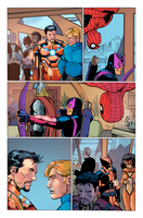 Avengers Volume 4 Issue 1 Page 9 by NimeshMorarji