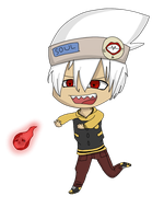 Chibi Soul Eater Evans by girl-from-vault-101