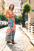 Walking on the streets by StefanyKK