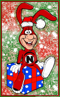 Christmas Noid by IsabellaPrice