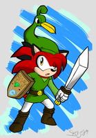 The Minish Hog :AT: by WhiteFire-Inc