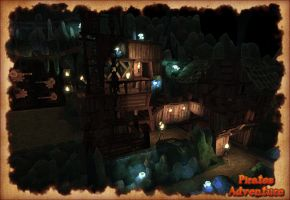 Pirates Hideout - Screen 3 by PiratesAdventure