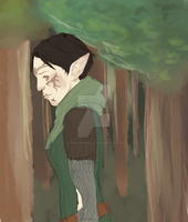 Merrill by Gloriousdownfall