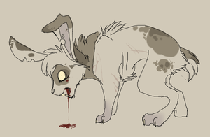 Cannibal Bunny Design -CO- by MBPanther