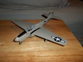 P-59 Airacomet by Russian-Fox