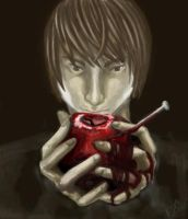 Light Yagami by guineapig37