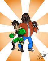 Punch-Out! by FichtnerPictures