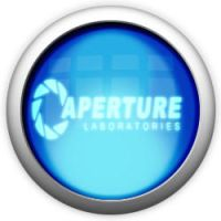 Apeture Laboratories Logo by No-where-man