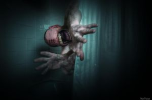 Fear of the Shower by noro8