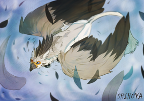 |GIFT| Fly among feathers by Deyanel