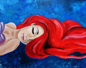 Ariel, The Little Mermaid by Marmiexx
