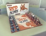 Red Scare Chess Set 01 by CCrumpler
