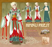Nimbus Priest Collaboration [Auction: CLOSED] by LuckySquid