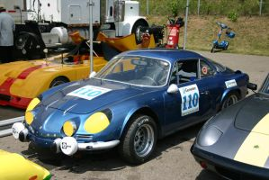 Alpine A110 by 914four
