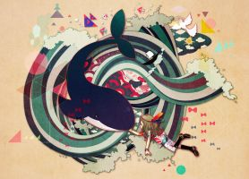 The Whale by wasawasawa