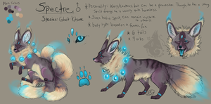 Spectre Ref by animalartist16
